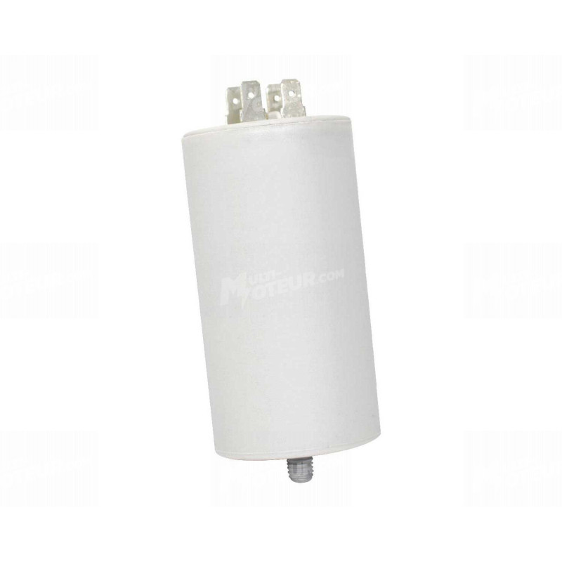 Condensateur permanent 30μF à cosses