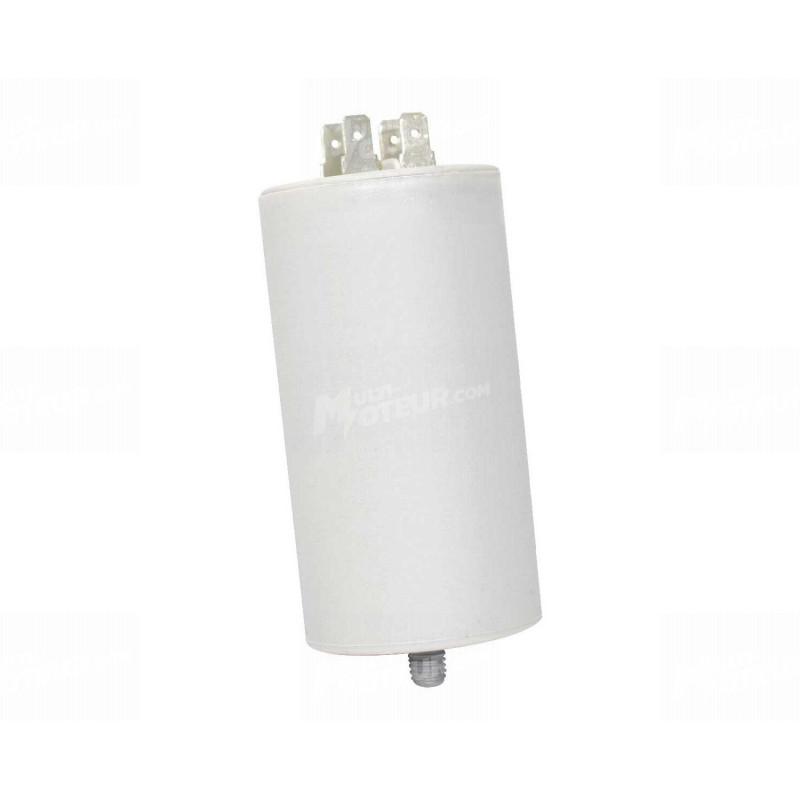 Condensateur permanent 60μF à cosses