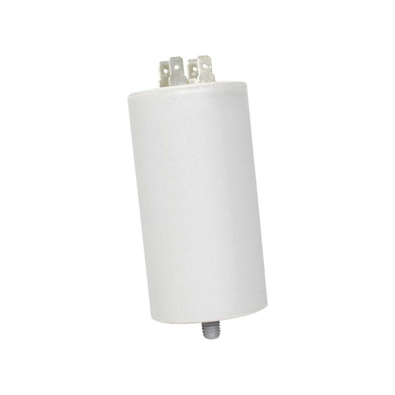Condensateur permanent 80μF à cosses