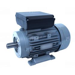 Moteur electrique 0,75 kW 1000 tr/min 220V monophasé ALMO MMP - Bride B34