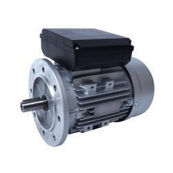 Moteur electrique 0,75 kW 1000 tr/min 220V monophasé ALMO MMP - Bride B5