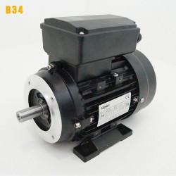 Moteur electrique 0,55 kW 3000 tr/min 220V monophasé CEMER MY - Bride B34