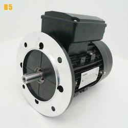 Moteur electrique 0,75 kW 3000 tr/min 220V monophasé CEMER MY - Bride B5