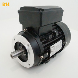 Moteur electrique 2,2 kW 3000 tr/min 220V monophasé CEMER MY - Bride B14