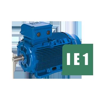 Moteur electrique WEG 230/400V Aluminium - IE1