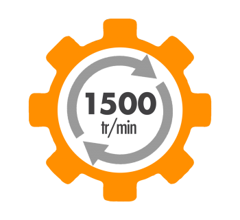 Moteur electrique CEMER 230/400V Aluminium - IE1 1500 tr/min