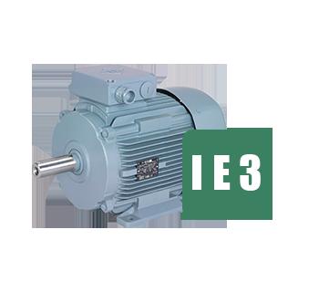Moteur electrique VEM 230/400V Fonte - IE3