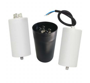 Condensateur de démarrage / Condensateur permanent