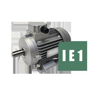 Moteur electrique ALMO 230/400V Aluminium - IE1