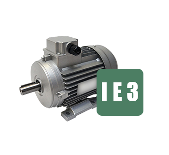 Moteur electrique ALMO 230/400V Aluminium - IE3