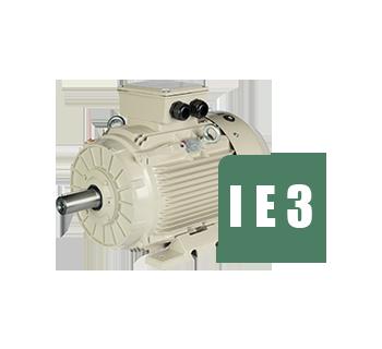 Moteur electrique ALMO 230/400V Fonte - IE3
